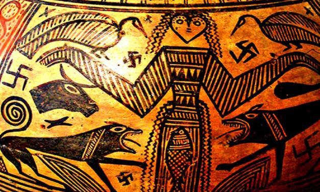 Skryté symboly, které spojují největší starověké civilizace
