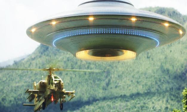 VIDEO: Utajený incident československé armády s UFO