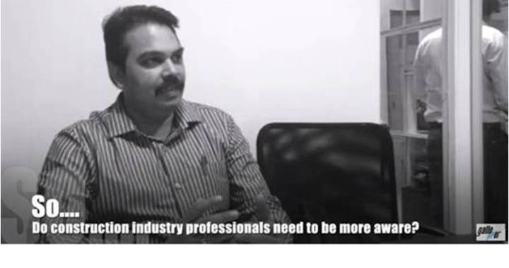 Financial Freedom for construction industry professionals – Ketan Sonalkar