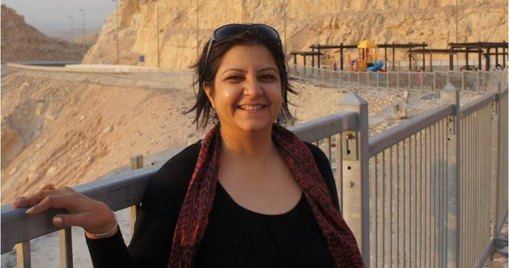 Designing to make a difference -Nupur Prothi Khanna