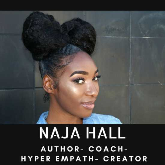 Naja Hall founded Blended and Black in 2016. Blended and Black is an all inclusive community dedicated to promoting harmony and balance in mending, broken and blended millennial families.  The mission is to remove the stigma surrounding Stepfamilies while helping members redefine their roles and adjust to their new normal.