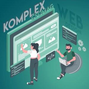 Komplex webdesign csomag