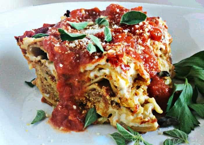Best Vegetable Lasagna Recipe Ever No Kidding
