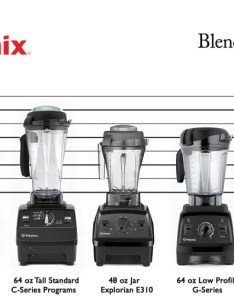Vitamix sizes which is the best review also to buy blender rh blenderbabes