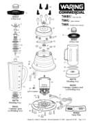 Waring 700S Manual Downloads