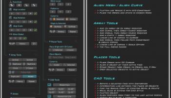 Add-on: Blender Effectors motion graphics - BlenderNation