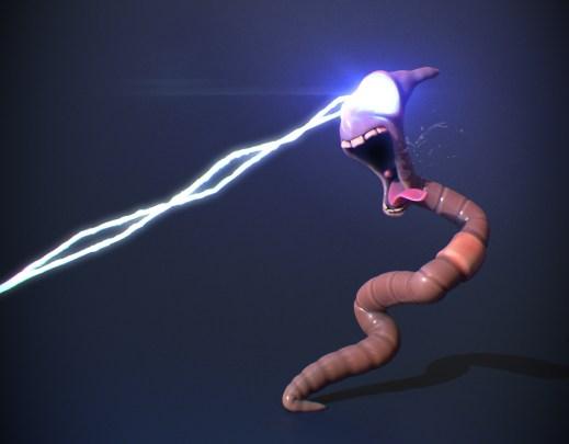 laser_worm