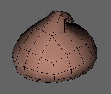 Chocolate drop model