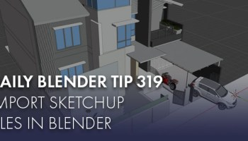 Free add-on: Push & Pull in Blender like in Sketchup