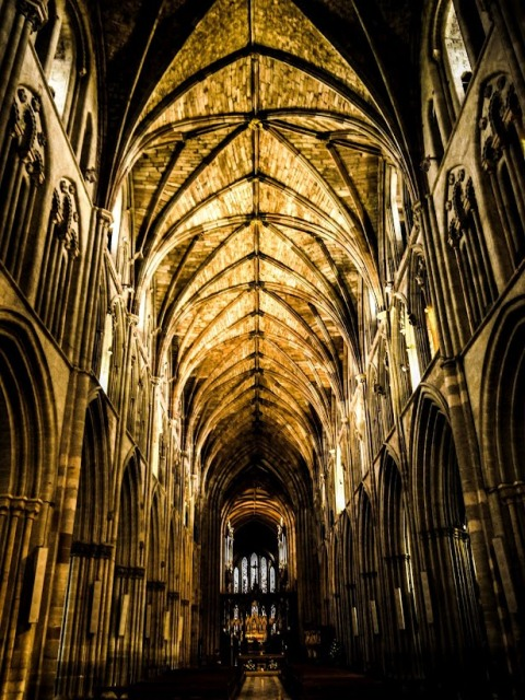Worcester Cathedral (Photo by Mattias Willis)