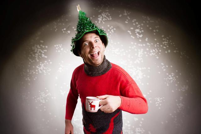Frohe Weihnachten Sven!