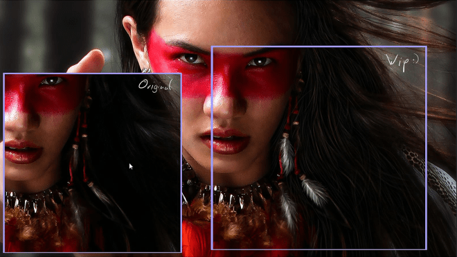 native american - wip von Raven-Art