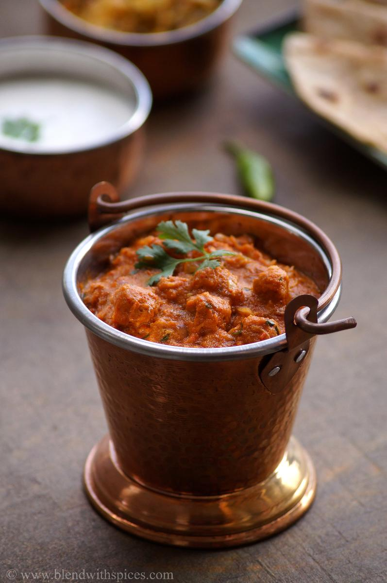 Soya Chunks Curry Recipe - How to make Meal Maker Curry - Soya Chunks Recipes