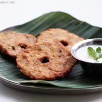 Sorakaya Vadalu Recipe ~Traditional Andhra Bottle Gourd Vada Recipe