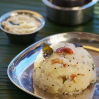 Upma Recipe - How to Make South Indian Rava Upma Recipe {Video}