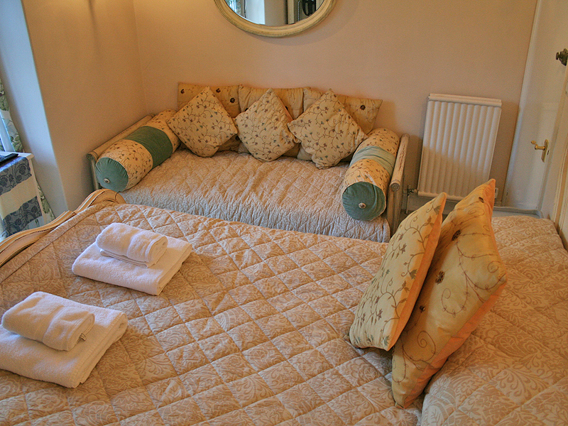 triple, double, twin room at blenheim lodge, lake district, bowness-on-windermere