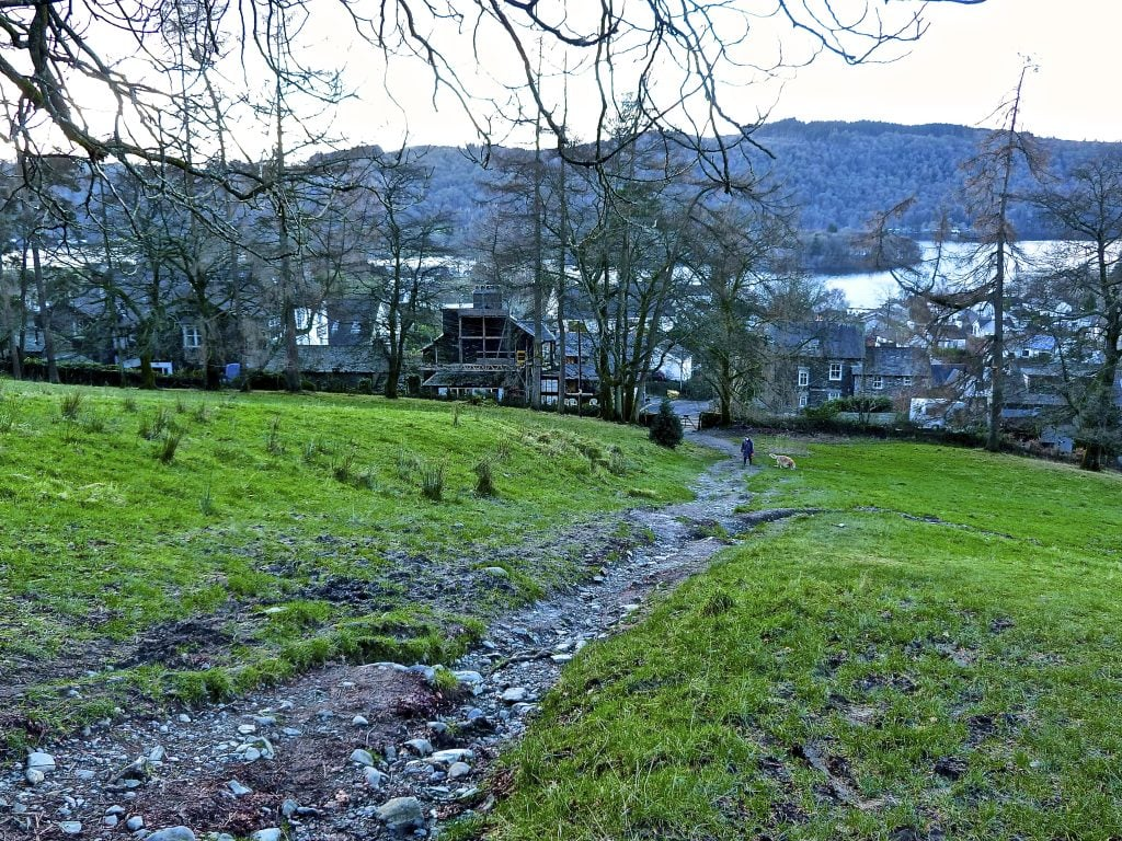 B&B on the Dales Way