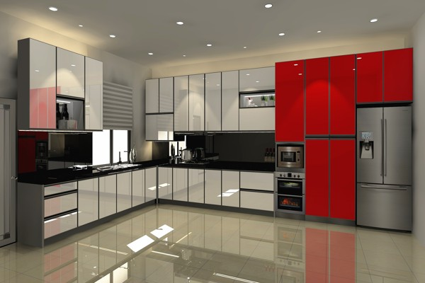 Aluminium Kitchen Cabinet What You Should Know How What
