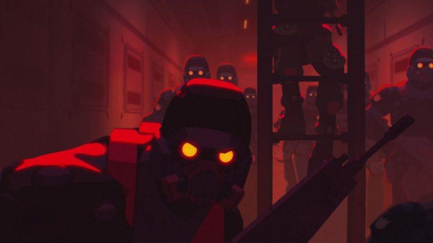 Blindspot Death Love Robots