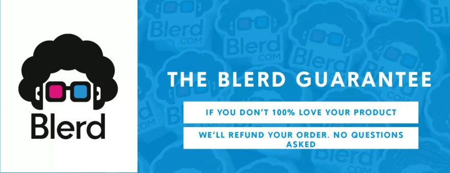 blerd guarantee