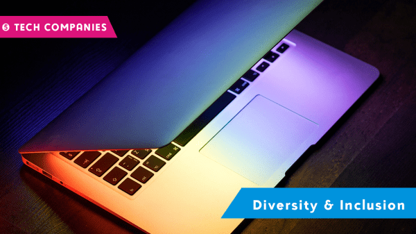 diversity and inclusion tech companies
