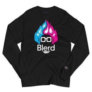 Hot blerd fall long sleeve