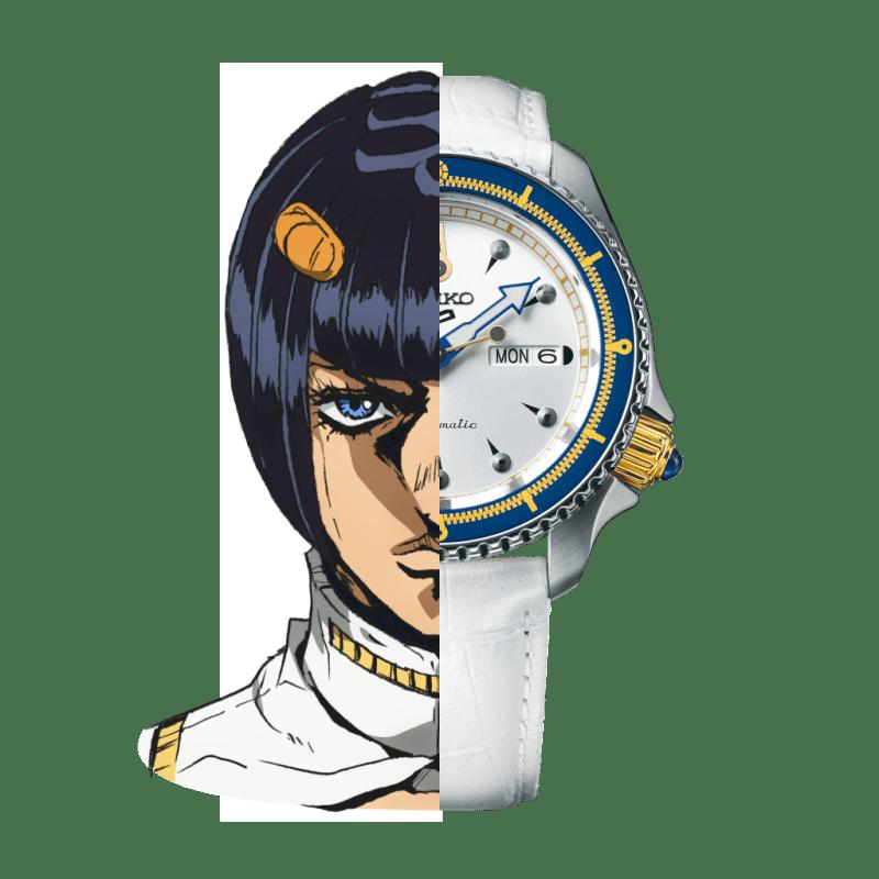 Bruno Bucciarati watch
