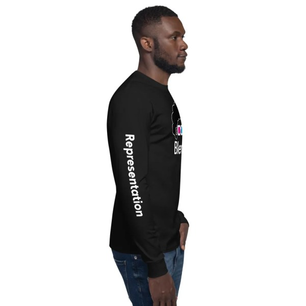 Representation Matters Blerd x Champion Long Sleeve