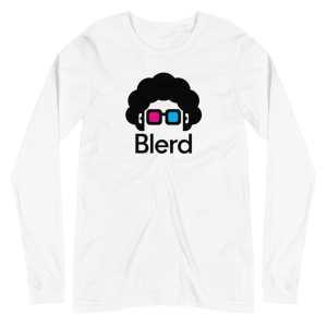 Blerd Long Sleeve Shirt - Classic Logo