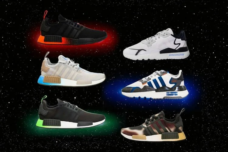 https   hypebeast.com image 2019 11 adidas originals star wars nite jogger nmd r2d2 rey yoda darth vader leia stormtrooper release date 0 1
