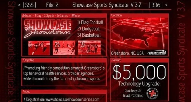 showcase sports 2