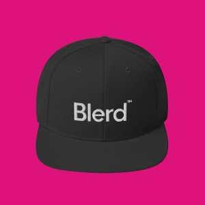 Blerd™ Simple Snapback
