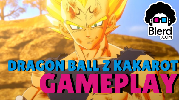 Dragon Ball Z Kakarot Gameplay