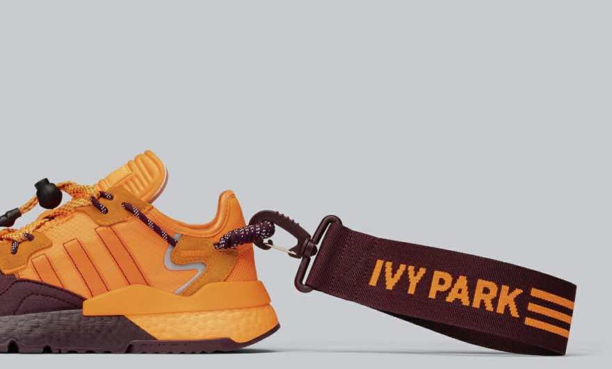 Adidas X Ivy Park Nite Jogger