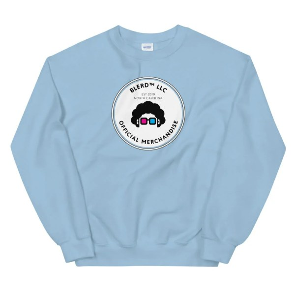 Blerd Official Merchandise Unisex Sweatshirt Carolina