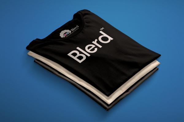 Blerd Logo Simple TShirt