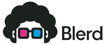 blerd advertising logo