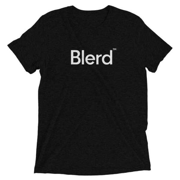 Blerd Simple Short Sleeve T-Shirt