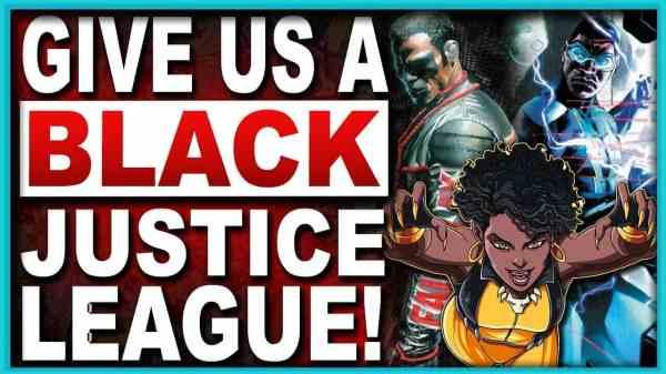 Black Justice League
