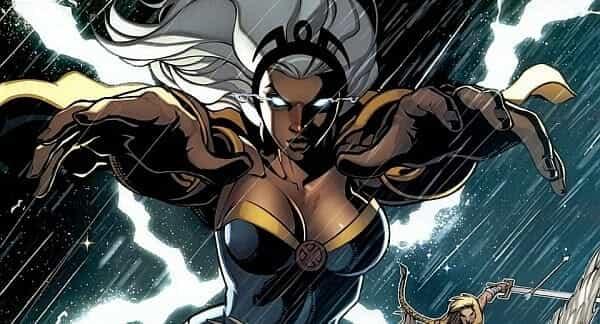 black x-men storm