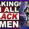 black x-men