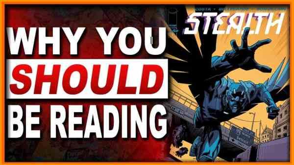 a new black superhero stealth