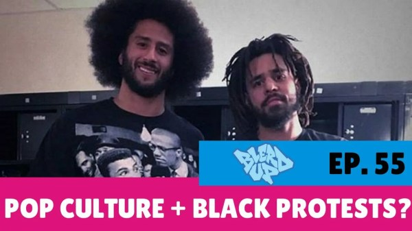 pop culture and black protests
