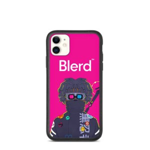 CyBlerd Ninja Biodegradable iPhone case