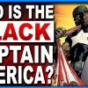 who is the black captain america