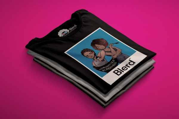 Normalize Blackness Together Unisex T-Shirt