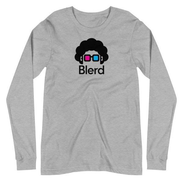 Blerd Logo Unisex Long Sleeve T-Shirt