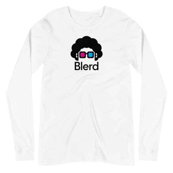 Blerd Logo Unisex Long Sleeve T-Shirt