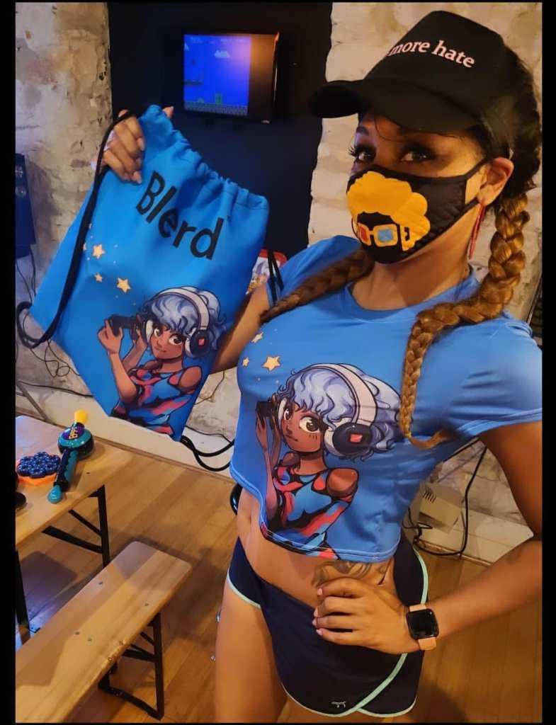 Blerd T-Shirt 6
