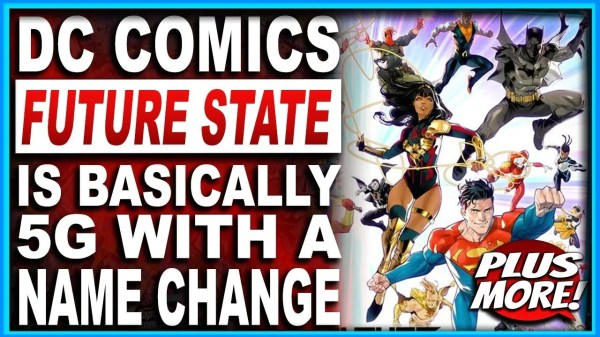 the blerd cave dc future state